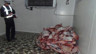 carne confiscata ialomita