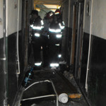 IALOMIŢA: Explozie într-un bloc de garsopniere din Slobozia! Un bărbat...