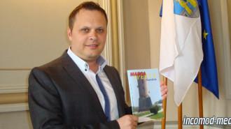 Gabriel Cioacă - city manager Târgovişte