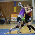 DÂMBOVIŢA: Derby de foc in semifinalele Cupei Romaniei la handbal femi...