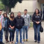 GIUGIU: Elevii din anii terminali au aflat cum pot deveni jandarmi