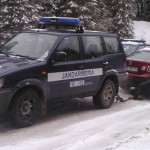 DÂMBOVIŢA: Şapte turişti rămaşi înzăpeziţi în Bucegi au fost salvaţi d...