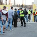 GIURGIU: 50 de jandarmi la meciul Astra - CFR Cluj de duminică