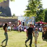 DÂMBOVIŢA: Copiii se bucură de o Târgovişte în miniatură, în Parcul Ch...