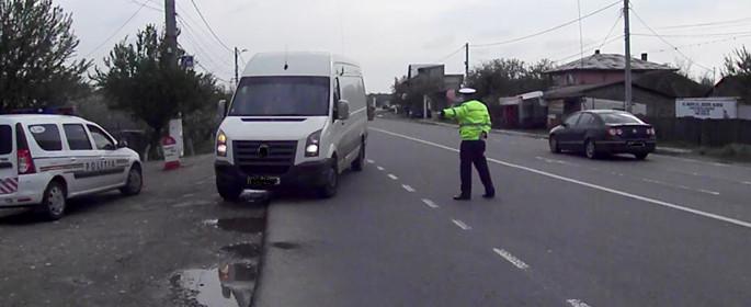 politisti ialomita trafic