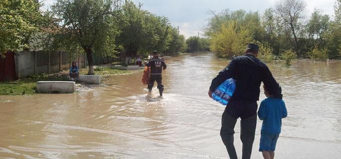 pompieri inundatii teleorman 1