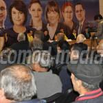 DÂMBOVIŢA: Eurocandidata PNL Adina Vălean, tur de forţă în judeţul Dâm...