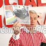 DÂMBOVIŢA: Plângere penală pentru autocolante cu mesaje denigratoare