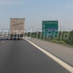 LUCRĂRI: Restricţie de circulaţie pentru asfaltări pe Autostrada Bucur...