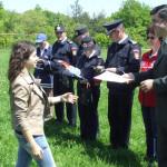 TELEORMAN: Premii pentru prietenii pompierilor care apăra viaţa cu pro...