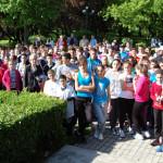 """DÂMBOVIŢA: 300 de elevi au participat la """"Crosul Tineretului&quot..."""
