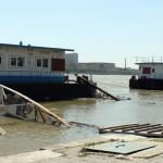 PERICOL: Digurile de pe Dunăre s-ar putea rupe din cauza viiturii care...