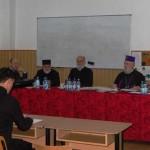 """DÂMBOVIŢA: Examen de atestat la Seminarul Teologic """"Sf. Ioan Gură..."""