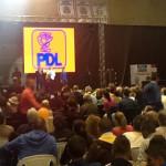 PRAHOVA: Blaga şi Macovei îi critică dur pe PSD-işti! Tinerii, mai răi...