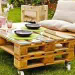IDEI COOL: Mobilier pentru casă şi grădină din paleţi reciclaţi! GALER...