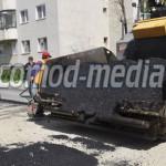 DÂMBOVIŢA:  27 de fronturi de lucru simultane pentru modernizarea Târg...