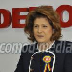 DÂMBOVIŢA: Rovana Plumb promite creşterea salariului minim pe economie...