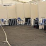 DÂMBOVIŢA: Standuri goale la Târgul Regional Piscicol organizat la Târ...