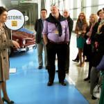 DÂMBOVIŢA: Centrul Tehnic Renault, prezentat ca exemplu de succes la W...