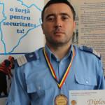ATLETISM: Medalie de bronz pentru Jandarmeria Giurgiu la Campionatul o...