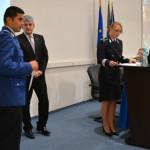 ARGEŞ: Căpitanul de jandarmi Liviu Radu a fost premiat pentru integrit...