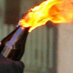 CĂLĂRAŞI: Apartament incendiat de un piroman! Pompierii au luptat cu f...