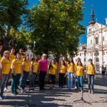 """DÂMBOVIŢA: Corala """"Appassionato"""" şi dirijorul Florin Badea i..."""