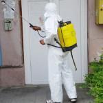 DÂMBOVIŢA: Primăria Titu duce o aprigă bătălie cu ţânţarii, căpuşele ş...