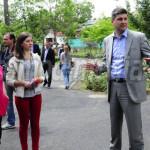 DÂMBOVIŢA: Primăria modernizează Grădina Zoologică Târgovişte