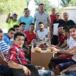 FOTBAL: Banchet de sfârşit de sezon pentru elevii lui Nicu Croitoru
