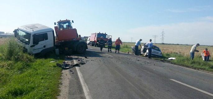 accident racari