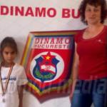 SUCCES: O fetiţă din Voineşti a fost selectată în lotul naţional de gi...