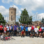 """DÂMBOVIŢA: Caravana ProSport """"Cu bicicleta la munte"""" a poposit la Turn..."""