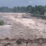 VREMEA: Cod Roşu şi Cod Portocaliu de inundaţii în judeţele Teleorman,...