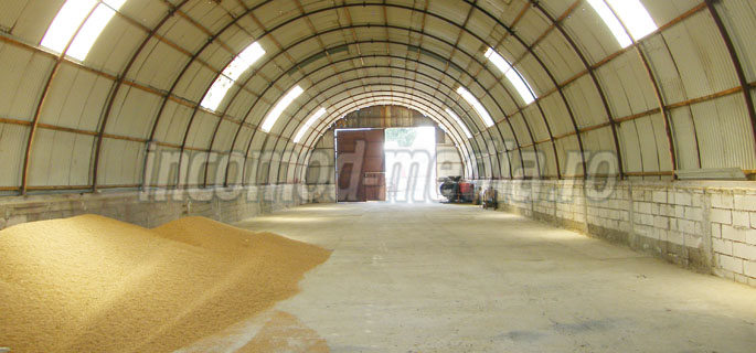 depozit cereale zimnicea