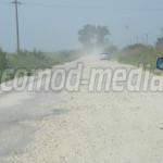 DÂMBOVIŢA: Drumul spre Potlogi a fost lăsat de izbelişte, chiar înaint...