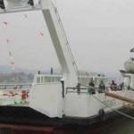 CĂLĂRAŞI: Feribotul spre Silistra devine funcţional de la 1 august, du...