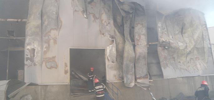 incendiu bascov 2