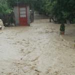 DÂMBOVIŢA: Ploile de vară nu mai sunt ce-au fost odată... Satul Voineş...
