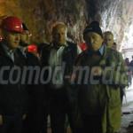 DÂMBOVIŢA: Peştera Ialomiţei va deveni o perlă a turismului din Români...
