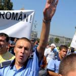 SĂPTĂMÂNA DE GREVĂ: Poliţiştii ies în stradă! Oamenii legii îşi vor dr...