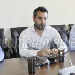 """FOTBAL: Rică Neaga a preluat oficial Urban Titu. """"În primul sezon, obi..."""