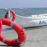 PERICOL: Pe jumătate din litoralul românesc, turiştii nu sunt supraveg...