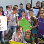 DÂMBOVIŢA: 100 de copii şi tineri s-au... inovat pentru a clădi o lume...