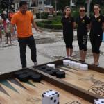 DUEL: Primarul Târgoviştei, Ciprian Prisăcaru, l-a învins pe campionul...