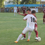 FOTBAL: Chindia Târgoviște crește de la o săptămână la alta