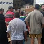 DÂMBOVIŢA: Credincioşii ortodocşi din judeţ au donat 40 de tone de ali...