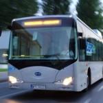 PRAHOVA: Autobuz electric produs în China, 14 zile în teste la Ploieşt...