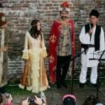 """ARGEŞ: Spectacol în """"cuibul vulturului alb"""", la Dracula Fest..."""