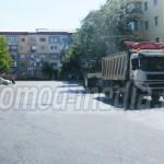 DÂMBOVIŢA: Oraşul Târgovişte se schimbă zi de zi! Garajele insalubre s...